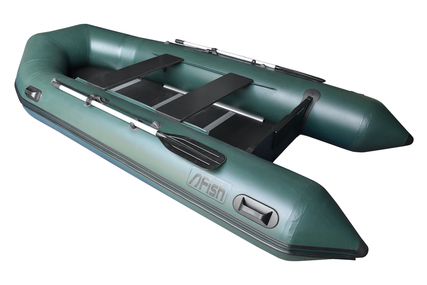 Fish 360 3.6M INFLATABLE BOAT WITH FLOORBOARDS & AIR KEEL for sale in United Kingdom for £795