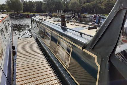 Liverpool Boats Askeladden 45ft Cruiser stern narrowboat for sale in United Kingdom for £36,995