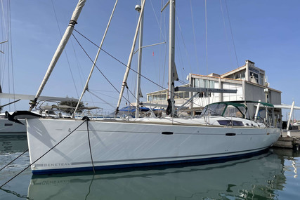 Beneteau Oceanis 54 for sale in France for €250,000 (£210,842)