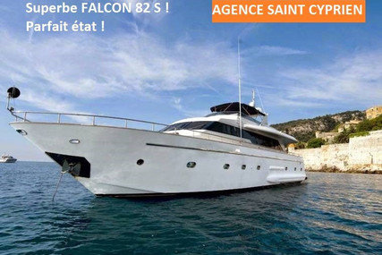 Falcon 82 S for sale in France for €529,900 (£447,264)