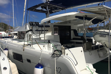 Lagoon 42 for sale in France for €300,000 (£253,011)