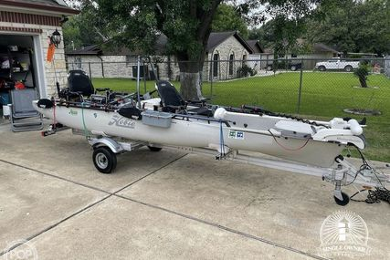 Hobie Mirage Pro Angler 17T Tandem for sale in United States of America for $17,750 (£12,925)