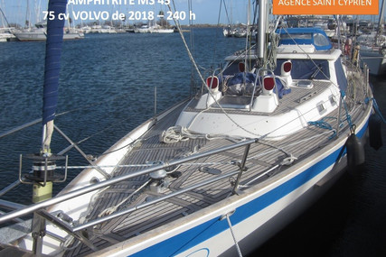 Wauquiez AMPHITRITE 45 MS for sale in France for €111,900 (£94,435)