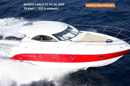 Beneteau Monte Carlo 37 Hard Top for sale in France for €134,900 (£113,519)