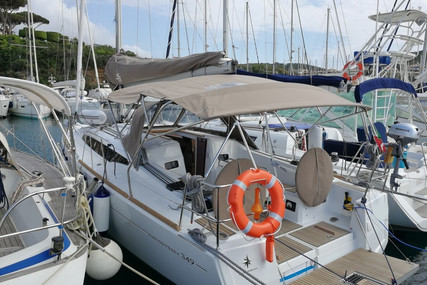 Jeanneau Sun Odyssey 349 for sale in Italy for €100,000 (£84,451)