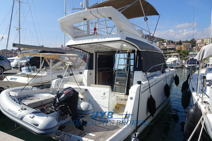 Jeanneau Velasco 37 F for sale in Italy for €258,000 (£217,516)