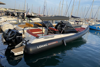 Lomac 10.5 GRAN TURISMO for sale in France for €273,000 (£229,730)