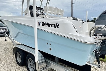 Wellcraft 222 Fisherman for sale in United States of America for $73,000 (£52,969)