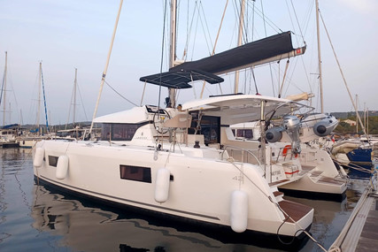 Lagoon 42 for sale in France for €460,000 (£387,950)