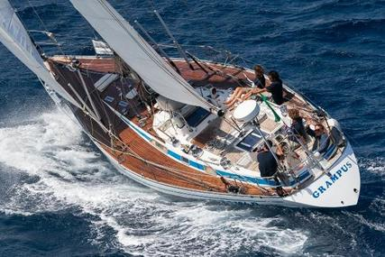 Nautor's Swan 47 for sale in Italy for €170,000 (£143,760)