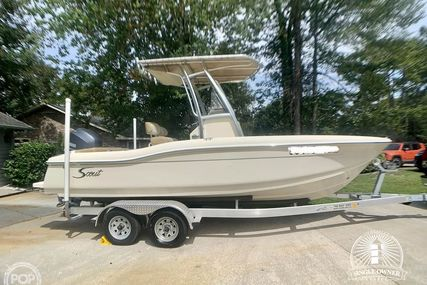 Scout 210XSF for sale in United States of America for $59,000 (£42,794)