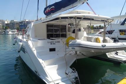 Leopard 48 for sale in Greece for €405,000 (£342,026)