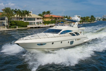 Azimut Yachts 62E for sale in United States of America for $799,000 (£578,730)