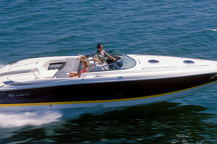 Cobalt 343 for sale in Germany for €119,000 (£100,427)