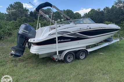 Hurricane Sundeck 2400 for sale in United States of America for $59,000 (£42,962)