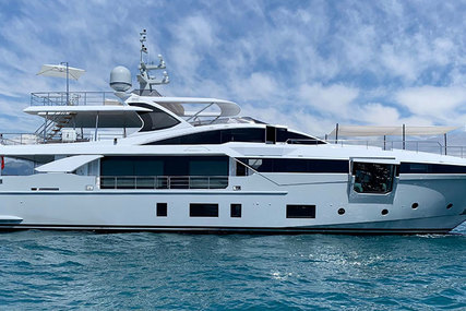 Azimut Yachts Grande 35 Metri for sale in Italy for €9,990,000 (£8,447,989)