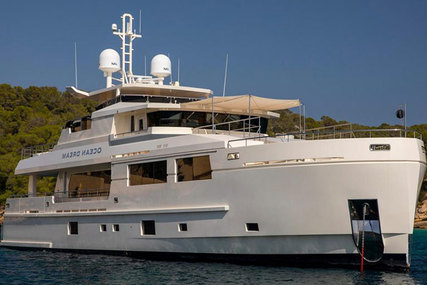 Mengi 31M for sale in Spain for €5,990,000 (£5,040,603)