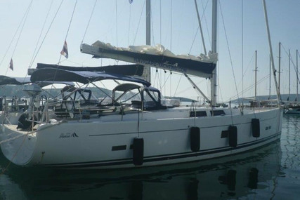Hanse 575 for sale in Croatia for €279,000 (£235,221)