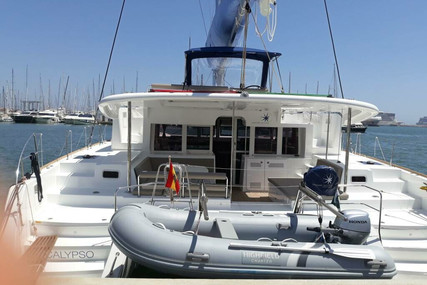 Lagoon 450 for sale in Spain for €449,000 (£378,545)