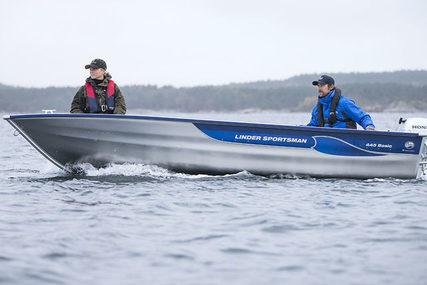 LINDER Sportsman 445 Basic for sale in United Kingdom for £5,720