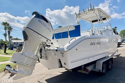 Sea Pro 255 WA for sale in United States of America for $55,000 (£39,837)