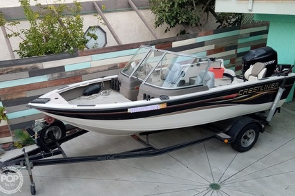 Crestliner Mirage 1700 for sale in United States of America for $18,950 (£13,726)