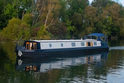 Viking Canal Boats 65 x 12 06 Beta Hybrid Drive for sale in United Kingdom for £175,000