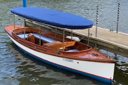 Custom 18' River Launch for sale in United Kingdom for £18,950