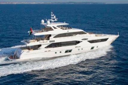 Majesty 110 for sale in United Arab Emirates for €7,990,000 (£6,743,982)