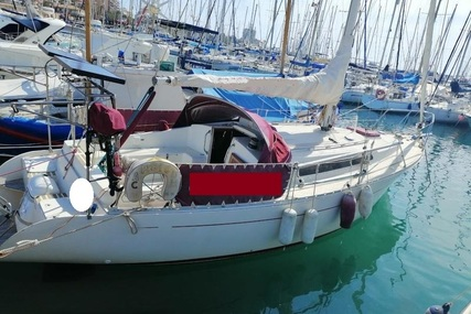 Moody 30 for sale in Spain for €18,000 (£15,193)