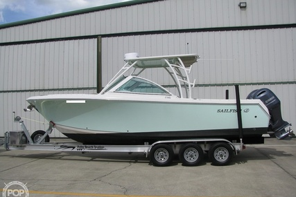 Sailfish 275 DC for sale in United States of America for $164,900 (£119,943)