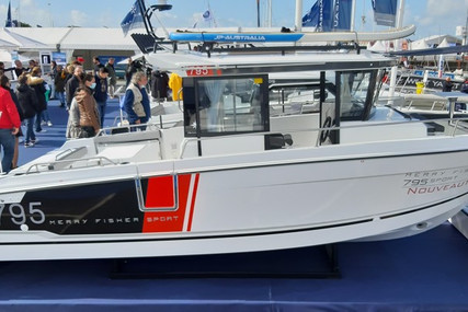 Jeanneau MERRY FISHER 795 SPORT SERIE 2 for sale in France for €123,000 (£103,505)