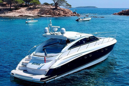 Princess V53 for sale in France for €419,000 (£352,590)