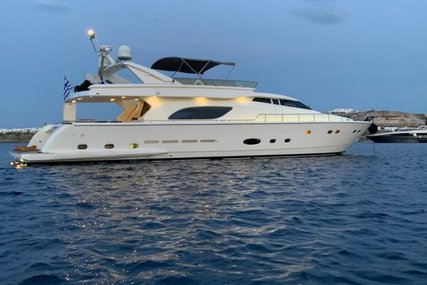 Ferretti 810 for sale in Greece for €850,000 (£717,445)