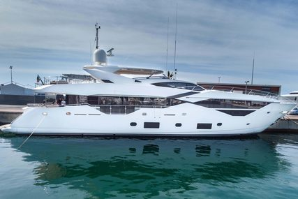 Sunseeker 116 for sale in Netherlands for €11,500,000 (£9,677,284)