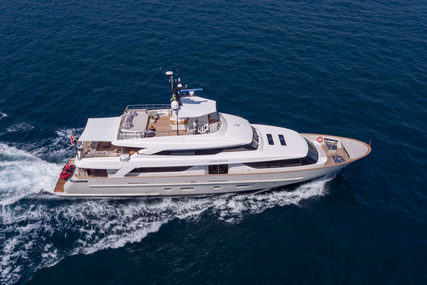 Sanlorenzo SD112 for sale in Netherlands for €8,900,000 (£7,489,376)