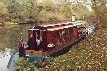 Classic Replica Gentleman's Steam Launch for sale in United Kingdom for £29,950