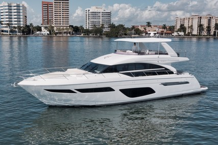 Princess F70 for sale in United States of America for $3,595,000 (£2,603,921)