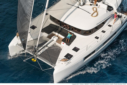 Lagoon 50 for sale in Trinidad and Tobago for €1,009,000 (£849,076)