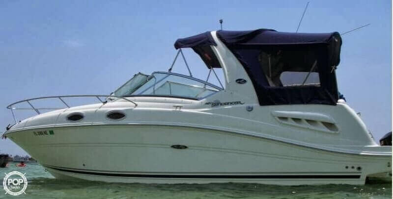 Sea Ray 260 Sundancer boats for sale