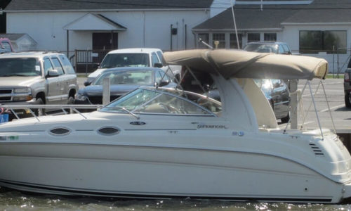 Image of Sea Ray 260 Sundancer for sale in United States of America for $43,200 (£32,737) Northeast, Maryland, United States of America