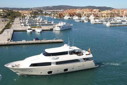 Ferretti Custom Line 2600 Navetta for sale in Spain for €2,600,000 (£2,321,201)