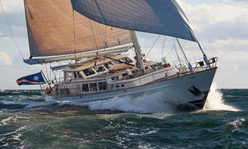 Image of Palmer Johnson Custom Offshore Ketch for sale in Spain for $3,250,000 (£2,453,738) Palma de Mallorca, Spain