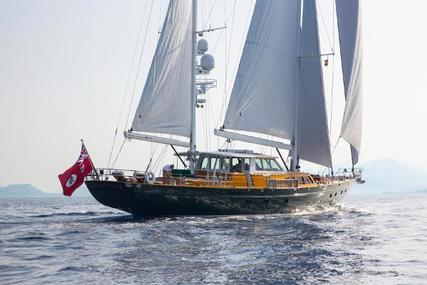 Palmer Johnson 110ft Pilothouse C/B Ketch for sale in Spain for $1,900,000 (£1,410,437)