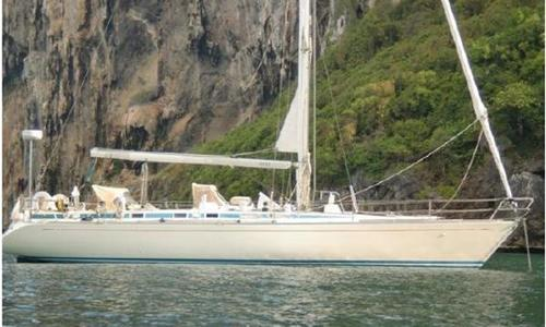 Image of Nautor's Swan 46-057 for sale in Thailand for $249,000 (£179,654) Phuket, Thailand