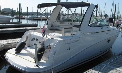Image of Rinker Express Cruiser 260 for sale in United States of America for $45,000 (£32,037) Youngsville, North Carolina, United States of America