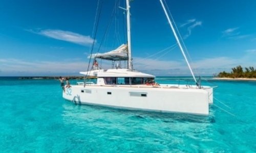Image of Lagoon 52 for sale in France for €740,000 (£656,308) France