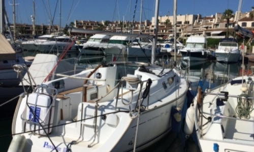 Image of Jeanneau Sun Odyssey 29.2 for sale in France for €39,900 (£35,495) COGOLIN, France