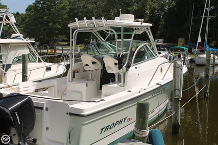 Trophy Pro 2902 Walkaround for sale in United States of America for $43,000 (£30,786)