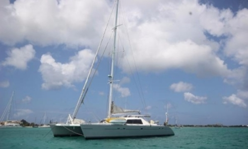 Image of Lagoon 67 for sale in Saint Martin for €790,000 (£697,541) Saint Martin